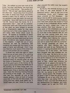 A Civil War Letter (pg 5)