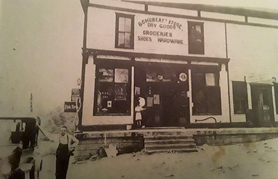 Schubert's Store, Wartburg, TN (unknown date)