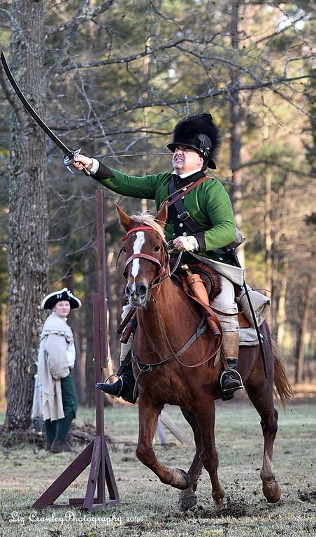 1.16.2016 Cowpens Revolutionary War Living History Event