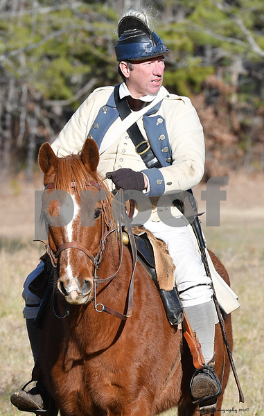 1.18.2017 Cowpens Revolutionary War Living History Event