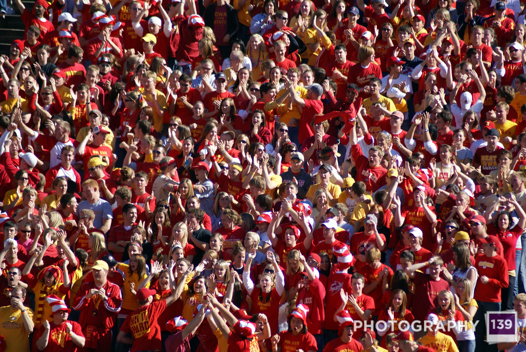 Iowa State Cyclones vs. Oklahoma Sooners