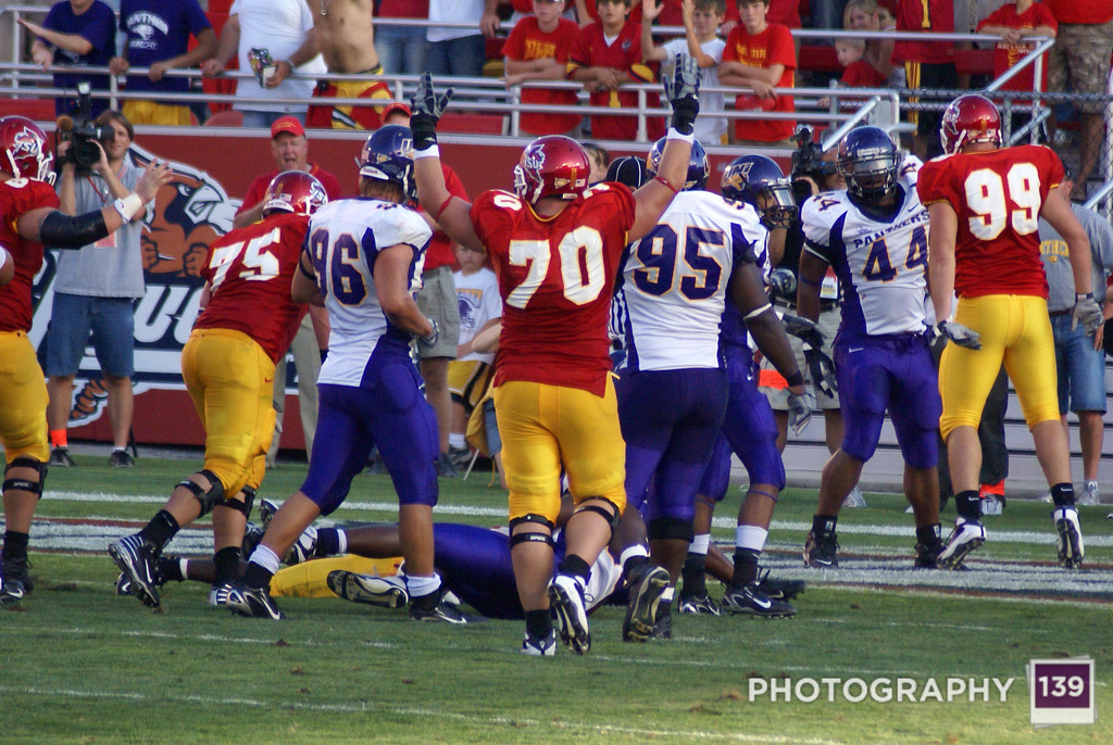 Iowa State vs. UNI