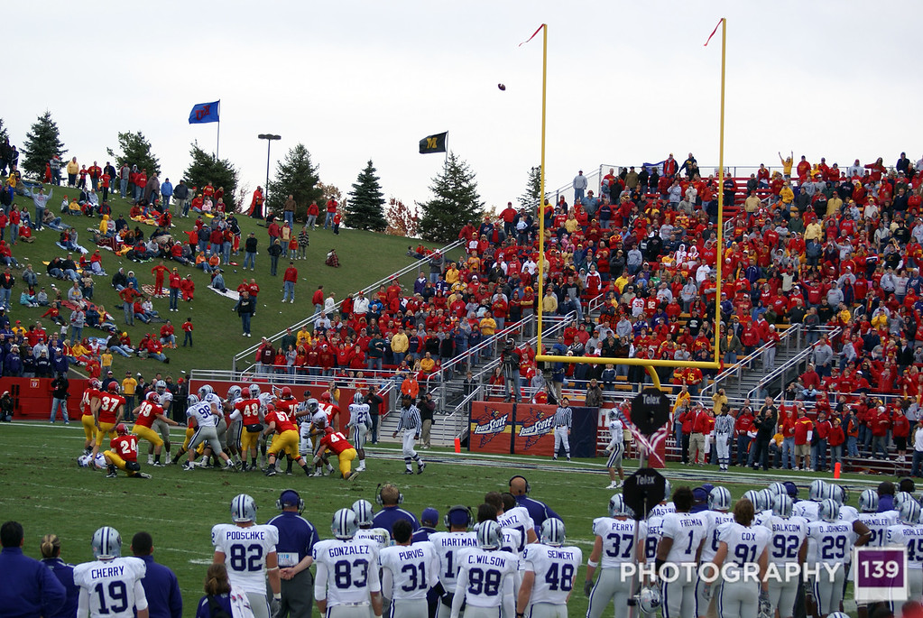 Iowa State vs. Kansas State