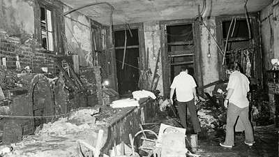 Aftermath of the Upstairs Lounge Fire (1973)