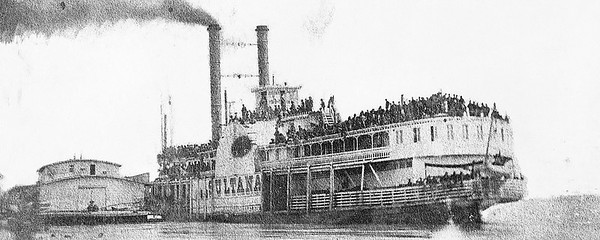 The Sinking Of The Sultana May Have Been Worse Than The Titanic, So Why Haven't You Heard Of It?