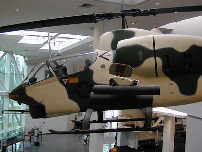 Marine Corps AH-1 SeaCobra