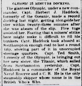Unknown Newspaper (1912)