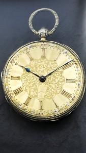 Etta Wriedt's Watch