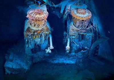 Titanic's Reciprocating Engines