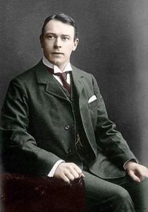 Thomas Andrews - Designer of RMS Titanic.