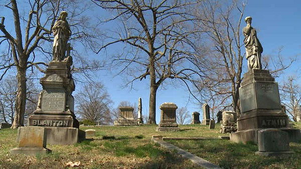 Plan gives new life to Old Gray Cemetery