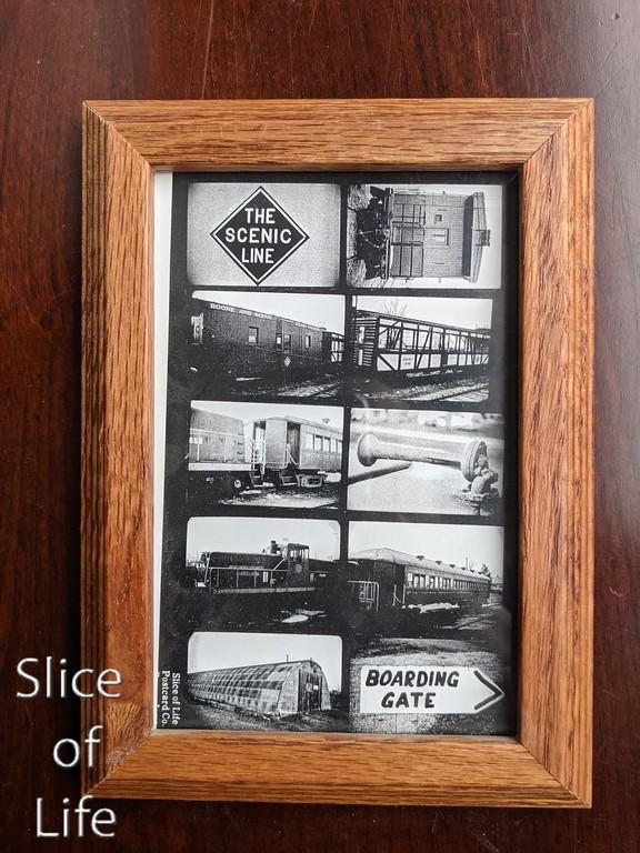 Slice of Life Postcard