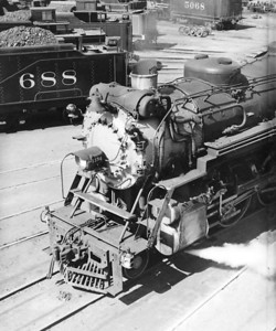 Southern Railway Ps-4 Pacific Number 1334