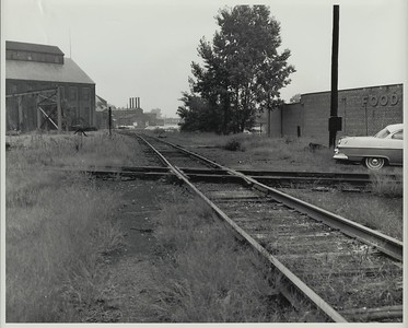 Industry Track at Hazard Wire Works (1960)