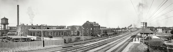 Despatch, New York, circa 1906