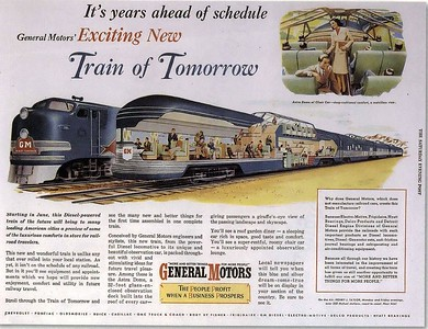 GM Train of Tomorrow