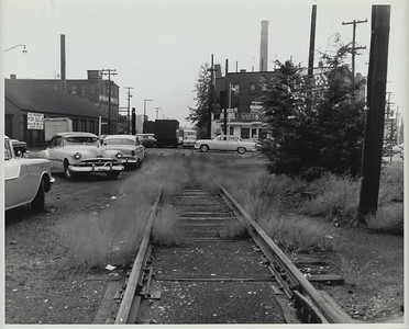 Academy Street Branch of the Delaware and Hudson Railroad (1960)