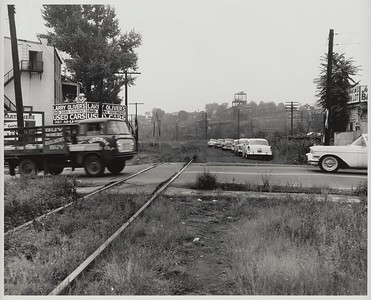 C of NJ Crossing, Wilkes Barre, PA. (1960)