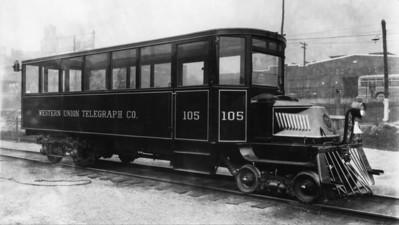 Western Union 105 (1926)