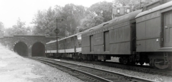 Southern Railway Train 36 (1955)