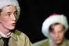 HITS White Christmas rehearsal