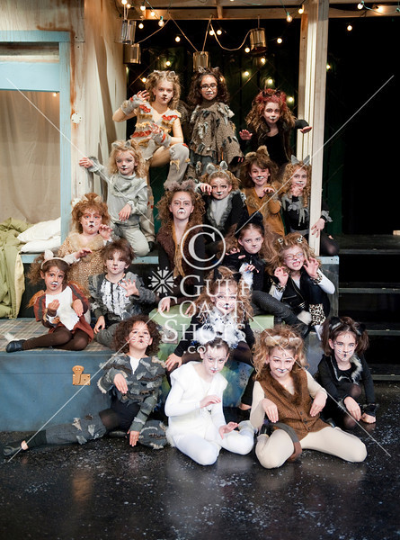 HITS Theatre's production of CATS for the younger actors, performed on-stage at 311 W 18th in The Heights. This production features Broadway Beginnings 1, shot on Sunday, 5/2/2010 at 4pm.