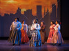 Houston's HITS Theater company rehearses the musical Ragtime at Miller Outdoor Theatre on the eve of their annual major Spring production in Houston.