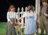HITS Theatre's Broadway Beginnings 2 cast performs Wizard of Oz at their historic Heights theater in Houston.
