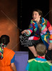 HITS Theatre's Broadway Juniors 1 cast performs Godspell at their historic Heights theater in Houston.