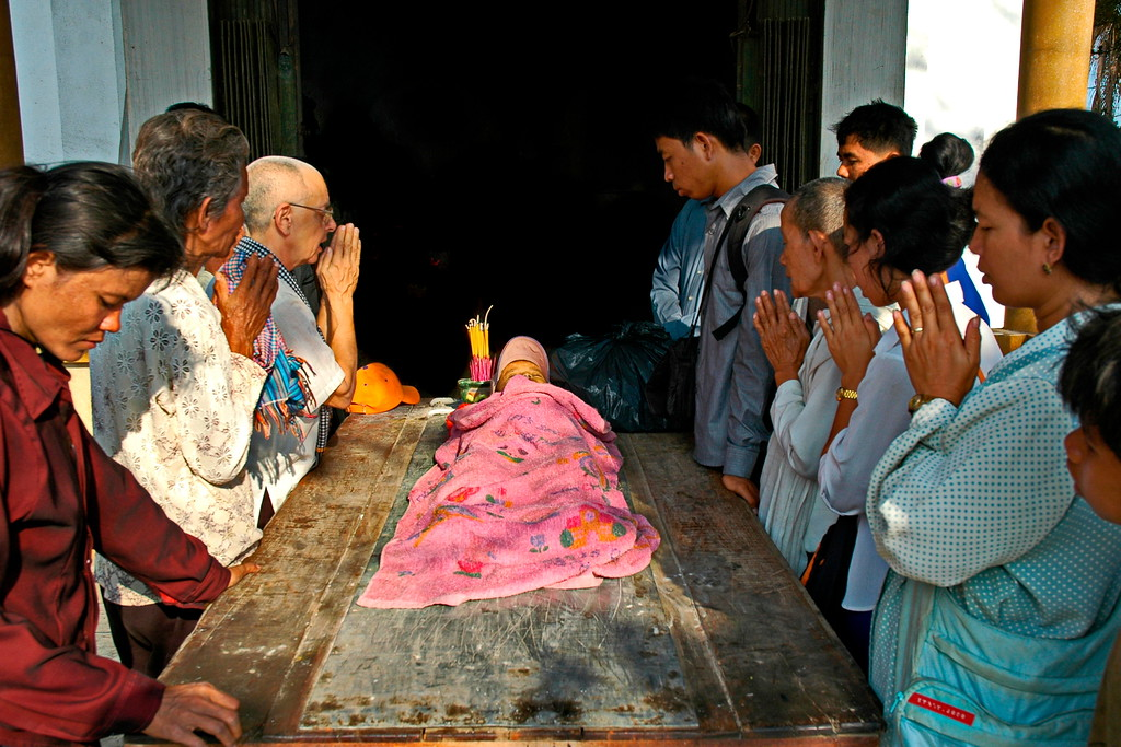 Last Prayers