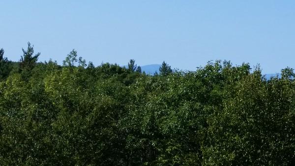 A little peak of Kearsarge