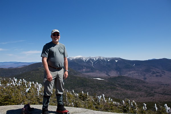 4/23/17 - Mt Kinsman and South Kinsman
