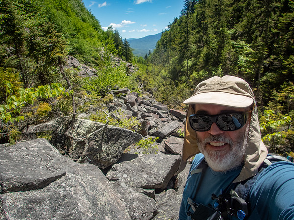 6/19/2018 Hiking Ice Gulch in Randolph, NH