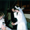 Brian & Teri Wedding... 1988