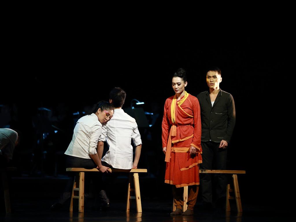 粱祝.傳說-香港舞蹈團
