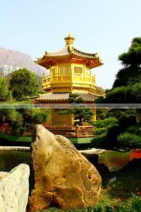 Pavilion of Absolute Perfection, Nan Lian Garden, Hong Kong