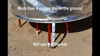 Fire Keeper Packraft Fire Pan