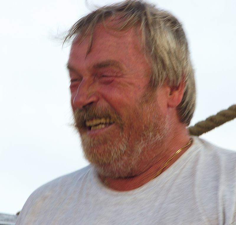 Eddy Guldner - Mizzenmast Watch (Tahiti to Gisborne)