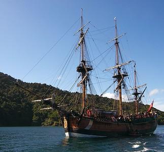NZ - Ship Cove