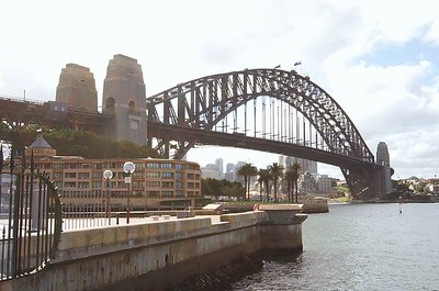 Sydney - Harbour
