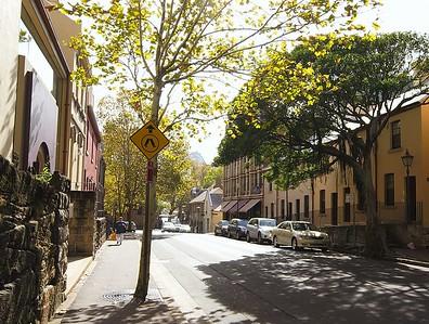 Sydney - The Rocks