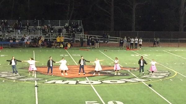 AJ HMBHS Video Halftime Oct. 2015