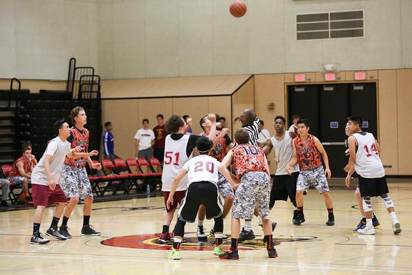 Summer Basketball - Skyline Tournament 7.19.15