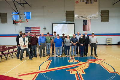 HMS Veterans Day Ceremony