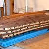 Hull Planking Laid On