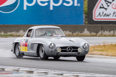 1955 Mercedes 300SL of Alex Curtiss