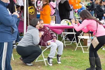 2014 Making Strides Against Breast Cancer Walk - HNMC