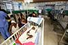 The pediatrics department at Hopital Sacré Coeur in Milot, Haiti. <br /> Photos from Hopital Sacré Coeur, the CRUDEM foundation, and Holy Name Medical Center's involvement in Milot, Haiti.  Photo by Jeff Rhode / Holy Name Medical Center 6/12/12