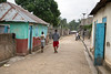 Scenes on the street in Milot, Haiti. <br /> Photos from Hopital Sacré Coeur, the CRUDEM foundation, and Holy Name Medical Center's involvement in Milot, Haiti.  Photo by Jeff Rhode / Holy Name Medical Center 10/31/12