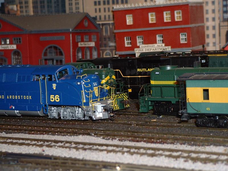 Engine Terminal, Rutland